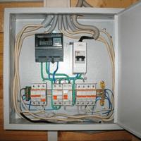 Монтаж, установка, замена, ремонт электрического щитка в Череповце. Ремонт электрощита Череповец. Индивидуальный квартирный электрощит в Череповце